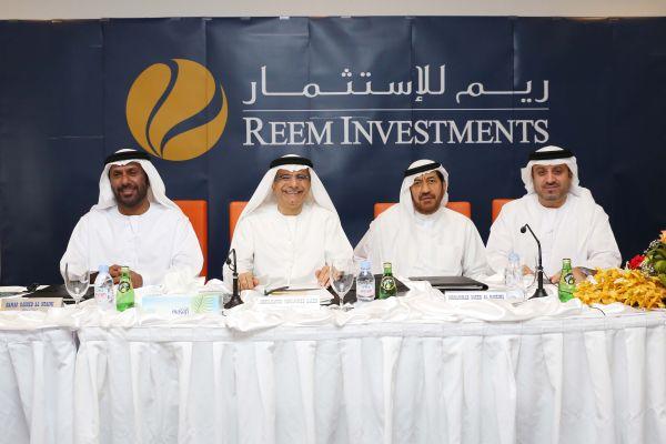 Reem Investments  AGM