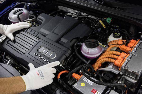 Audi weitet Investitionsprogramm aus:    24 Mrd. von 2015 bis 2019