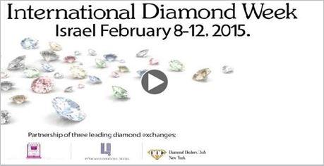 international-diamond-week-israel