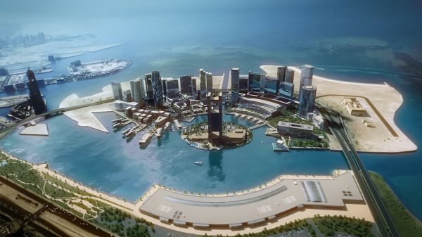 Bahrain Bay Development