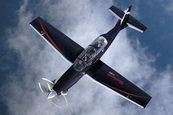 beechcraft-t-6c-trainer-paris-airshow-2013