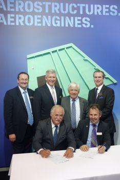 MOA Signing - PAS 2013