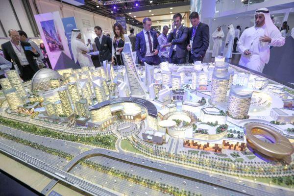 Mall Of the World Dubai Holding