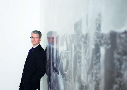 davos Weltwirtschaftsgipfel Rupert Stadler Audi