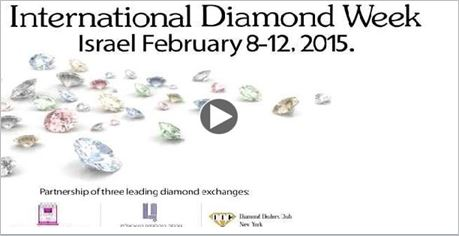 international-diamond-week-israel